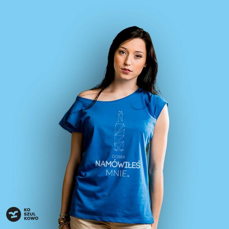 Dobra, namówiłeś mnie #koszulkowo #fashion #tshirt #koszulki #clothes #shopping #ubrania #zakupy #camiloca