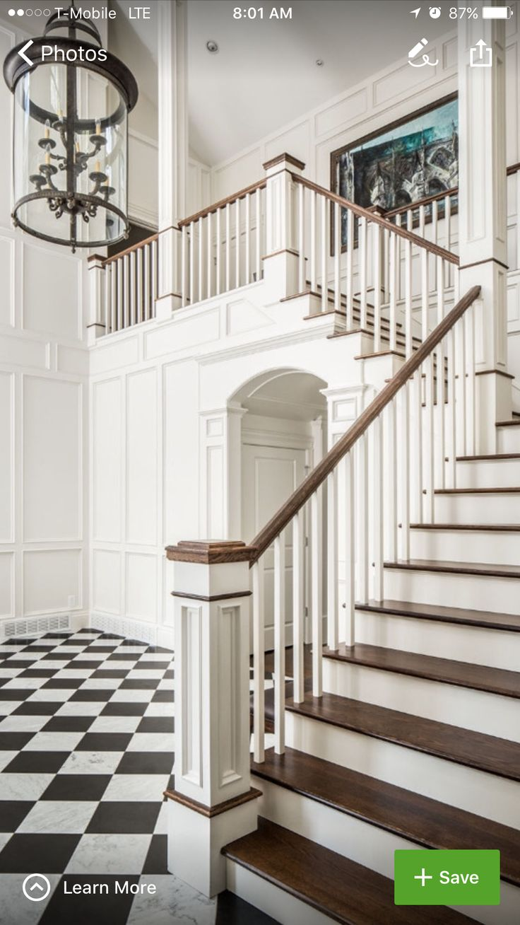 Best 378 Best Images About Stairs On Pinterest Wood Staircase 400 x 300