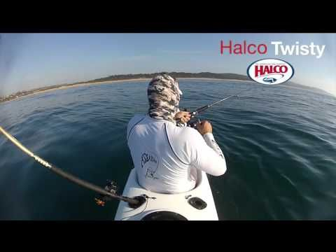 Stealth Kayak Fishing South Africa - YouTube Kayak fishing off a Stealth Fishing Ski on South Africa's KZN North Coast. Tuna and Natal Snoek fishing with a Halco Roosta Popper and Twisty spoon.