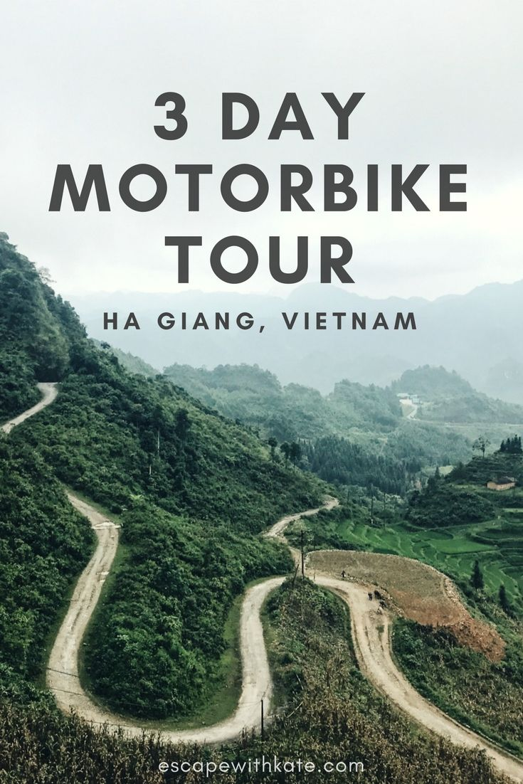 Grab a bike, helmet, camera and get ready to hit the open road and explore the Vietnamese countryside.  Check out this three day tour in the north of Vietnam for a great adventure for first-time motorbike drivers.