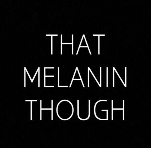 ○○p i n t e r e s t : kiahbingy |black is the queen of all colours; melanin.
