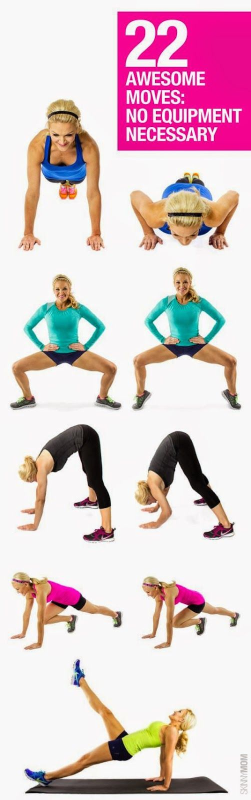 Bodyweight Exercises To Keep You young