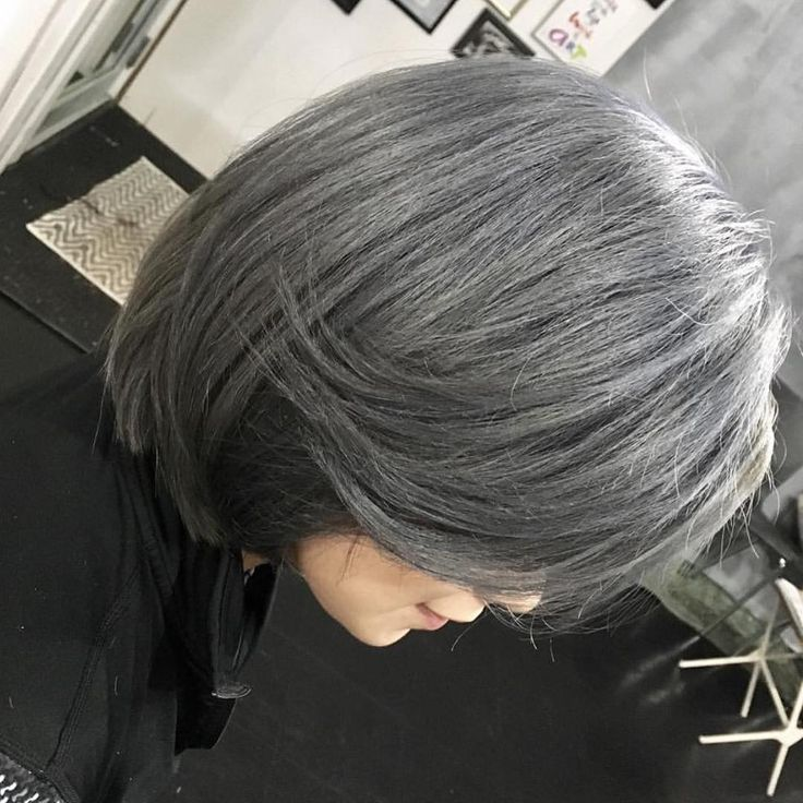 "403 Likes, 16 Comments - DISTRIBUTOR PRAVANA INDONESIA (@pravanaindonesia) on Instagram: ""Wooow team darkest grey!  . Her formula : Pravana Vivids Silver mix Vivids Black  . Which one is…"""