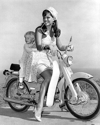 1968: Claudia Cardinale