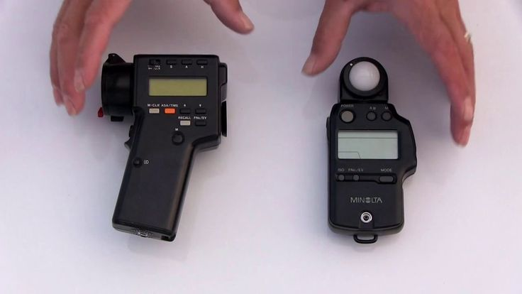 some tips and practical applications of the two different kinds of light meters used today. Also, I try to explain which light meter you should buy if you can only…