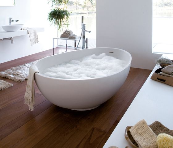 Oltre 25 fantastiche idee su vasche da bagno su pinterest - Vasche da bagno design ...
