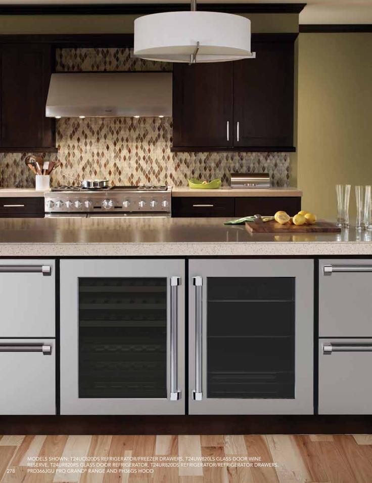 Best 25 undercounter refrigerator ideas on pinterest for Kitchen design visit