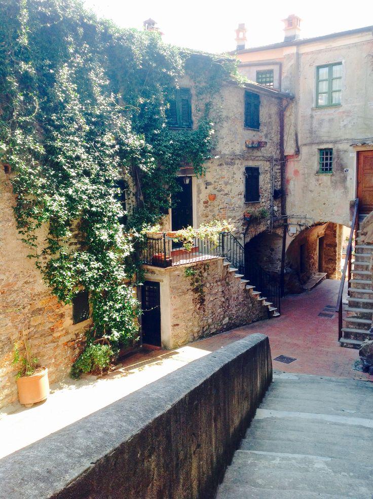 My tour in Ameglia
