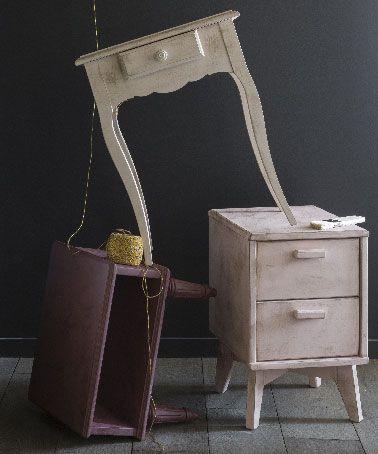 1000 id es sur le th me peinture la craie sur pinterest - Patine meuble liberon ...