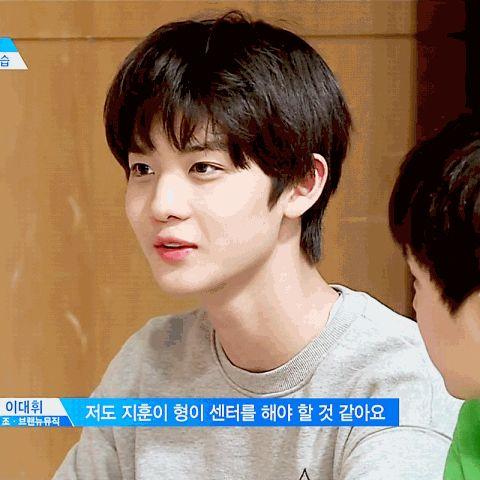 #baejinyoung #produce101 #season2  He looks so fluffy