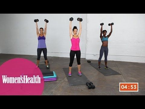 Quick Workout: The 5-Minute All-Over Toning Workout from Women's Health