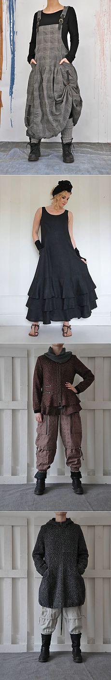 Olars Ulla (бохо гардероб)