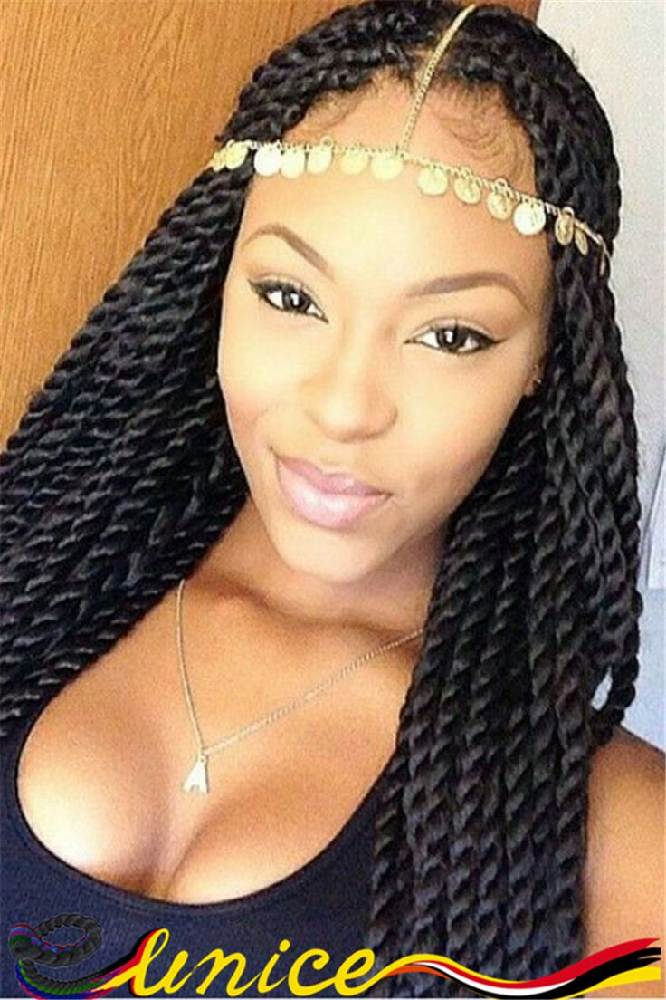 """Curly 14"""" Senegalese Twist Braid Bulk Bride Extension Crochet Braids Twist Senegalese Crochet Hair Extension Dread Faux locs. If you like our 24 inches box braids havana mambo twist crochet braids hair extension, just contact with me through Whatsapp:+8615670398682."""