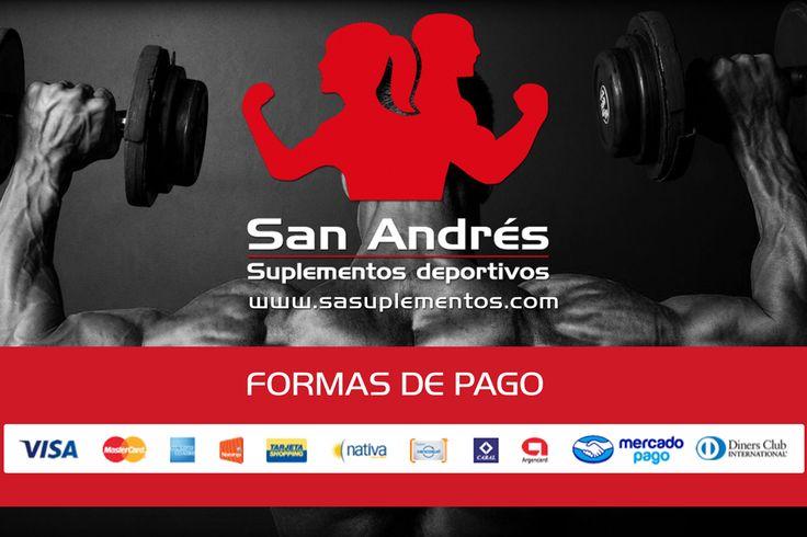 San Andrés - Suplementos Deportivos Suplementos nutricionales, nacionales e importados. Asesoramiento. Accesorios e induentaria.  Islas Malvinas 3133 San Andrés, Buenos Aires A media cuadra de la estación L a V: 9.30 a 13 y 15.30 a 19 // S: 9.30 a 13 Envíos a todo el país Todas las tarjetas de crédito y débito. Tel.: 011-4724-3234 www.sasuplementos.com  #gym #fitness #musculación #crossfit #rugby #natacion #deporte #running #SanAndresSuplementos #suplementos