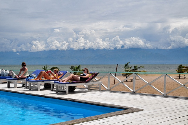 Lake Tanganyika Beaches (Burundi). 'As unlikely as it may seem, some of the region's best inland beaches are those found on the Burundian shores of Lake Tanganyika. Infrastructure is limited and the situation precarious, but intrepid travellers are once again throwing down their beach towels and sipping their daiquiris on the sandy shores first made famous by the explorers Stanley and Livingstone.' http://www.lonelyplanet.com/burundi