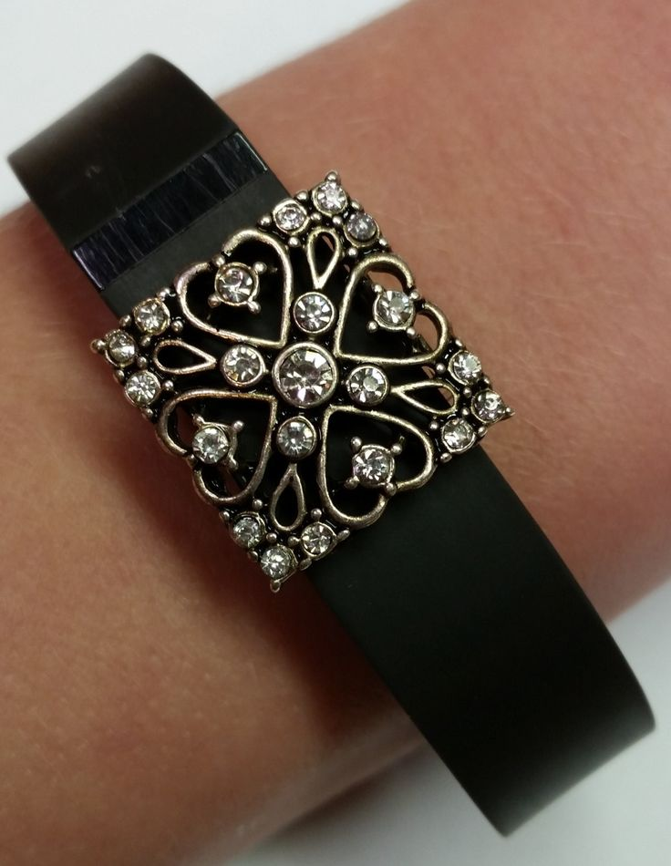 Fitbit Flex / Charge/ Charge HR Band Bling by FitbitBling on Etsy