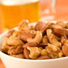Sugar 'N Spice Nuts #recipe #snacks