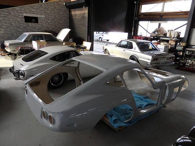 Rocky Auto R3000GT - Toyota 2000GT replica with a 2JZ-GE