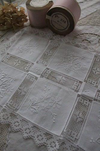"""Haç Dantel ve nakış,"" Koh Kong, Fuat Coconfouato [antika ve çeşitli mal] antika…"