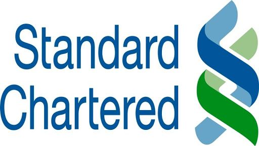 Download Logo Vector Aqua Danone Standard Chartered dan Global Assistance Healthcare