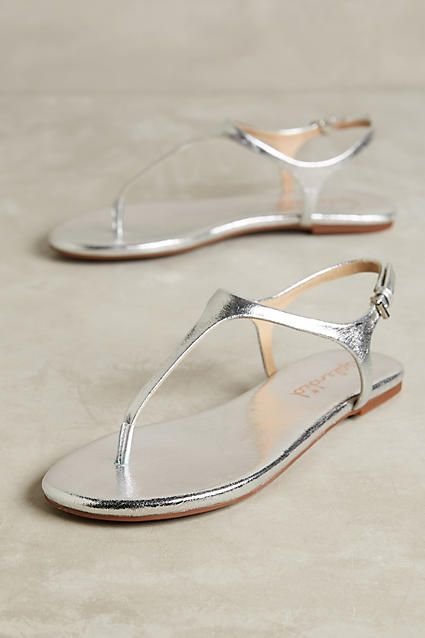 Splendid Mason T-Strap Sandals- Pinterest: Joelle│ɷ Oh Happy Land