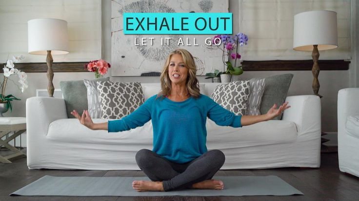 AARP Wellness Ambassador Denise Austin shows you a stretch routine to help you get a good night's rest. To find tips and ways to lead a healthier, more active life and advice from Denise Austin, visit aarp.org/deniseaustin