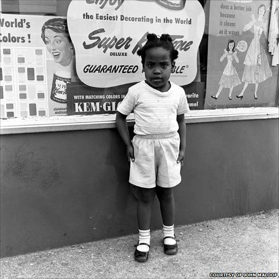 Queens, New York, 1953 by Vivian Maier (image courtesy of John Maloof)