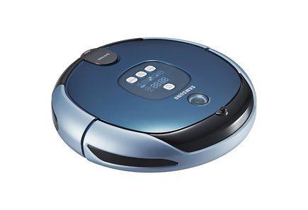 Samsung Navibot VCR8840T3K/XEO robotti-imuri - siivousapuriksi ja villakoirien kauhuksi