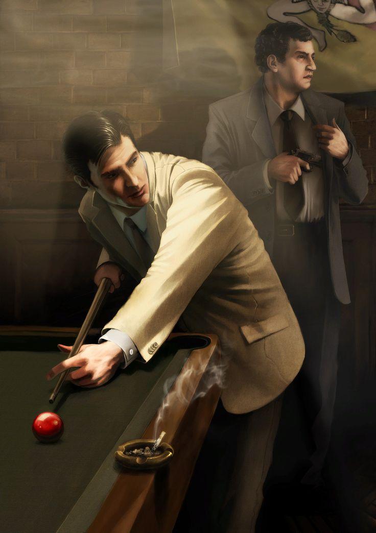 Mafia 2 - Artworks | Mafia-Daily.net