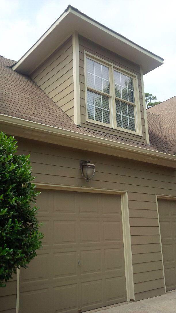 After photo house paint sw 6151 quiver tan trim paint - Cost to paint exterior trim on house ...