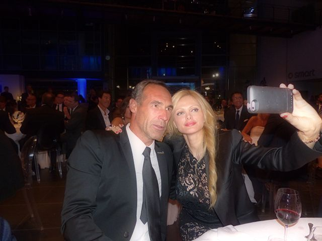 AudreyWorldNews: LA PIOGGIA D' ORO SULLE STELLE D'ARGENTO - LAUREUS ITALIA CHARITY NIGHT 2014 - 471.000 EURO RACCOLTI AUDREY TRITTO WITH MIKE HORN - EXPLORER