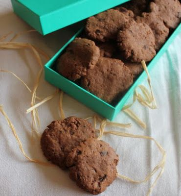 Cookies miso chocolat