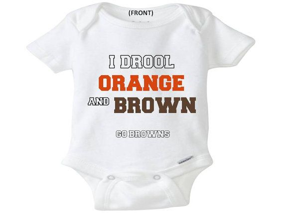 b6055a78511 cleveland browns  cleveland browns onesie toddler shirt creeper by  2totsapparel 14.99