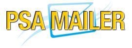 PSA Mailer