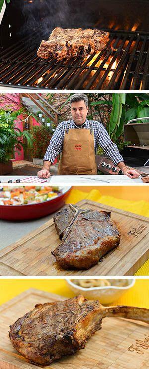 Encontre Receitas de Curso de churrasco americano e outras carnes especiais. Conheça a Academia da Carne e faça cursos e aprenda receitas