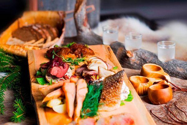 Кухня Рованиеми или чем кормят у Санта Клауса? #Finland #Rovaniemi