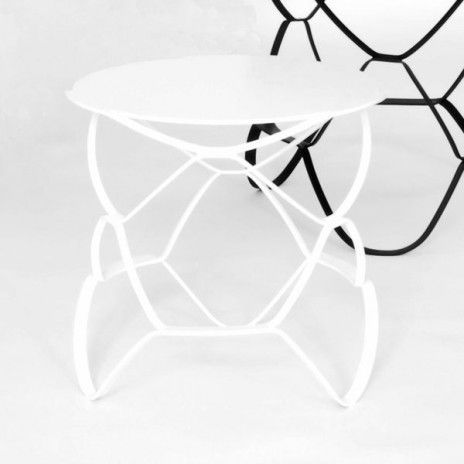 Les Tables Du0027appoint Et Lounge LOLL : Un Jeu De Découpes Glamour Et Sexy