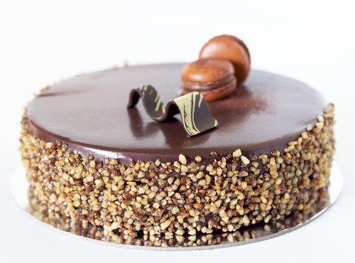 Flourless Salted Caramel Cake!!!! Soooooo going on our menu at www.wickedfoods.com