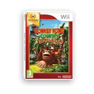 cool Jeu Donkey Kong Returns Select pour Wii chez Unigro