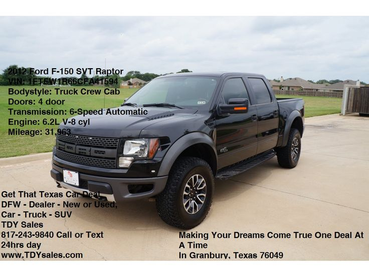See our Used 2012 Ford SVT Raptor page for detailed gas mileage information insurance estimates local Used Ford inventory and & Best 25+ Used ford raptor ideas on Pinterest | Ford raptor Ford ... markmcfarlin.com