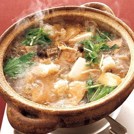 鮭と豆腐の雪見鍋 | 小林まさみさんの鍋ものの料理レシピ | プロの簡単料理レシピはレタスクラブニュース