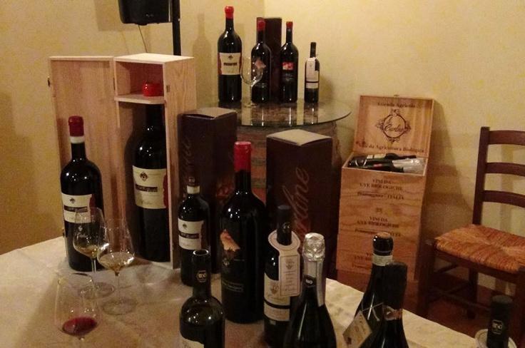 I #vini #biologici dell'azienda agricola #LeCarline.