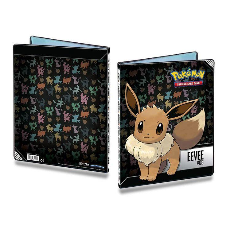 Ultra Pro 9-Pocket Portfolio Pokemon Eevee #133