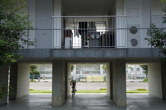 GIFU KITAGATA APARTMENT BUILDING | SANAA | archistate