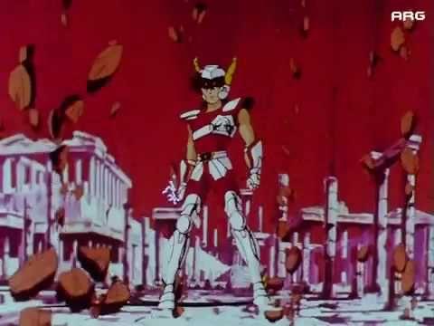 Pegasus fantasy - Caballeros Del Zodiaco