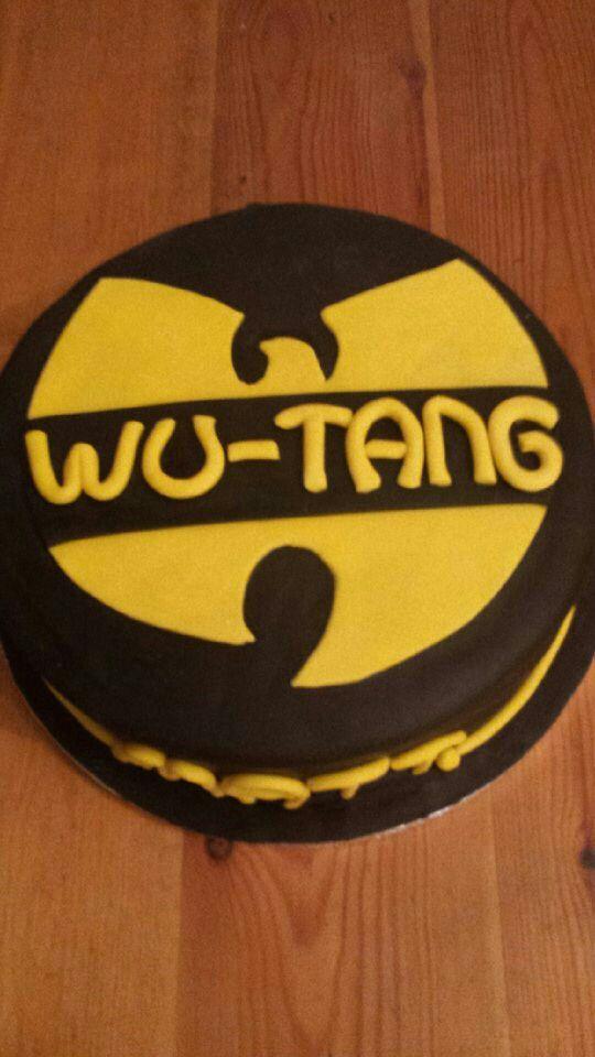 Wu Tang Cake Tiger Style Pinterest Wu Tang And Cake