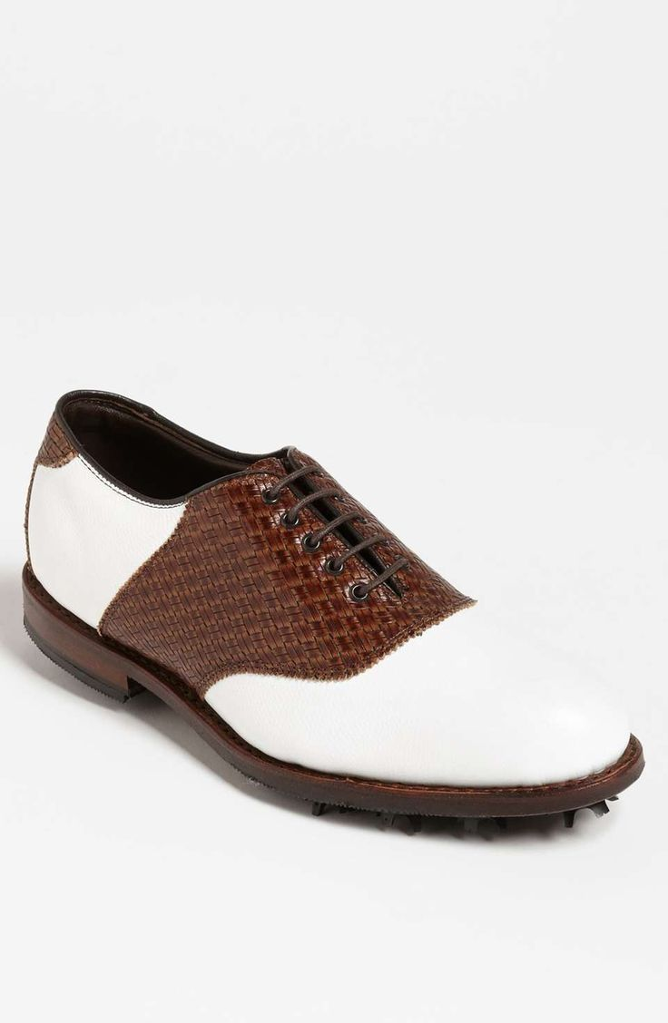 Allen Edmonds 'Redan' Golf Shoe | $345 | gifts for the sporty guy |