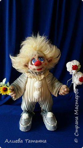 Куклы Шитьё Хорошее настроение  Капрон фото 1