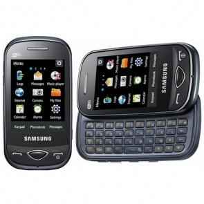 Samsung B3410W Chat Titan Grey