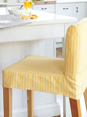 DIY Home Decor Stylish Slipcovers. Dining Chair SlipcoversUpholstered Bar StoolsFurniture ... & Best 25+ Bar stool covers ideas on Pinterest | Stool covers Stool ... islam-shia.org